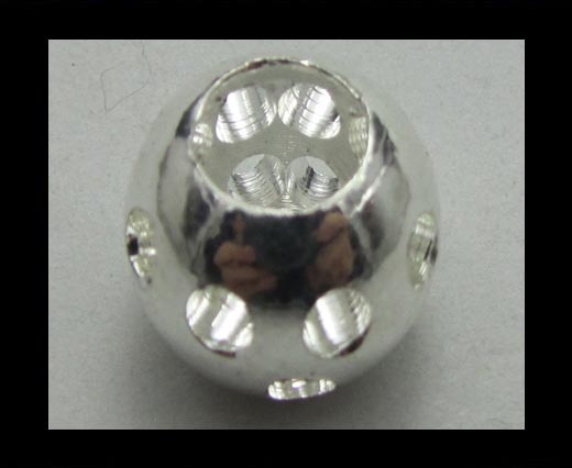 Crystal Big Hole Beads  CA-4190