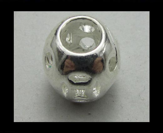 Crystal Big Hole Beads CA-4191