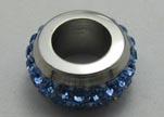 Crystal Big Hole Beads CA-4231
