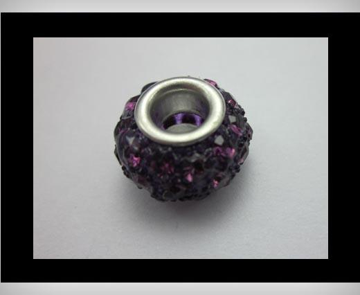Crystals CA 4126 amethyst
