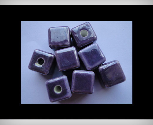 Cube-10mm-Purple