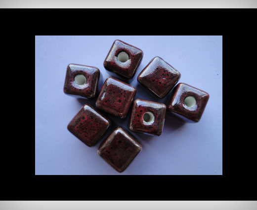 Buy Cube-8mm-Maroon at wholesale prices