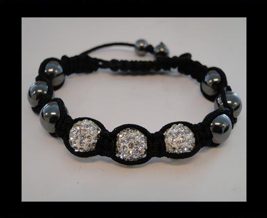 Buy Shamballa Bracelet SB-Crystal-Style-2 at wholesale price
