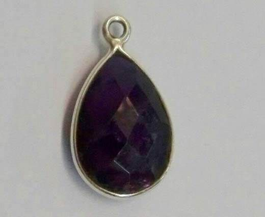 Buy Stone Pendants-AMETHYST STONE 1 at wholesale price