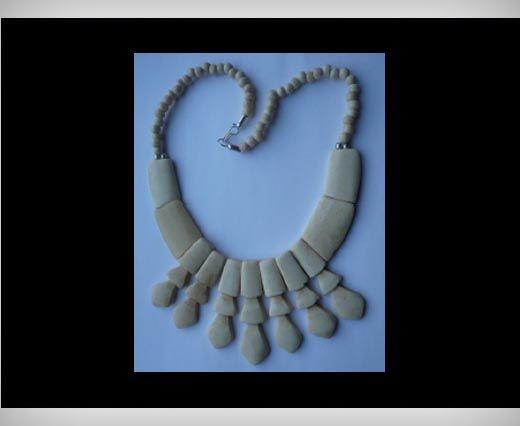 Bone Necklace BN02