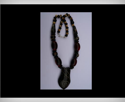 Bone Necklace BN09