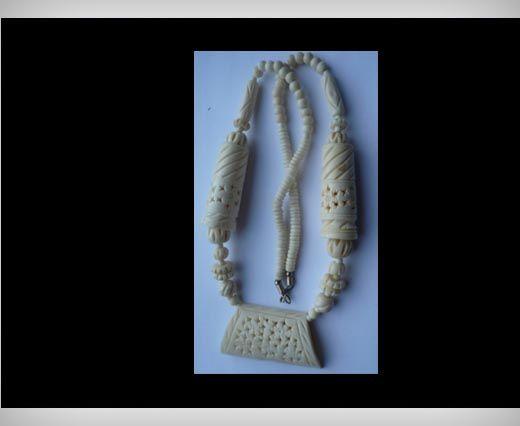 Bone Necklace BN16