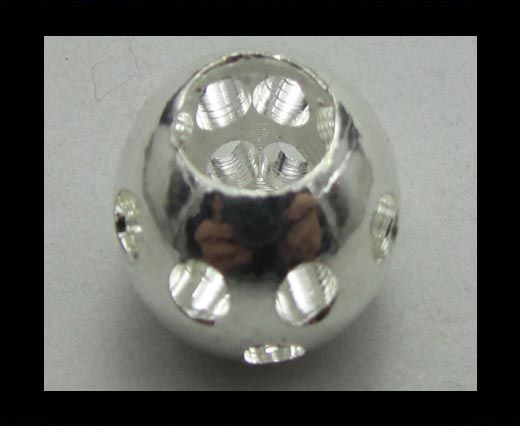 Crystal Big Hole Beads  CA-4190