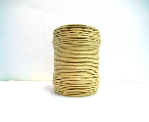 Wax Cotton Cords - 1mm - D. Ten