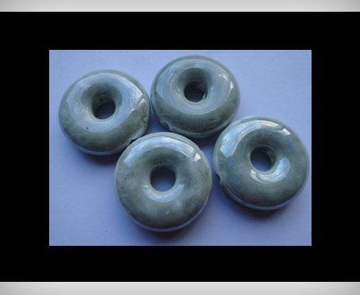 Donut-27mm-Grey