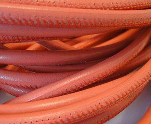 Fine Nappa-Plain Style-Dark Pink-6mm