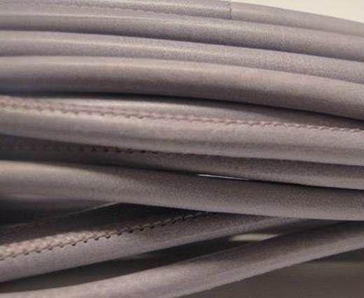 Fine Nappa-Plain Style Purple-4mm