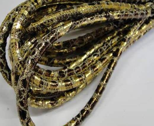 Fine Nappa-Snake-style-old-Bronze-6mm