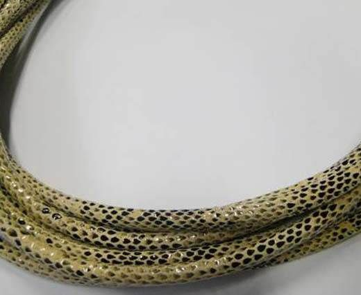 Fine Nappa-Snake-style -Version1-Cream-6mm