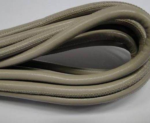Fine Real Nappa Leather-Light grey-6mm