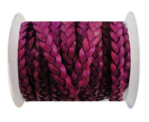 Choti-Flat 3-ply Braided Leather -SE-BC-10-5MM