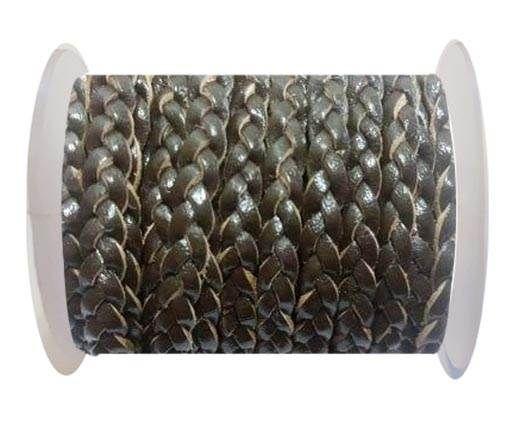 Choti-Flat 3-ply Braided Leather -SE B 03