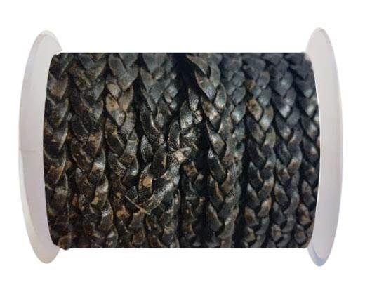 Choti-Flat 3-ply Braided Leather --5MM-SE PB 11