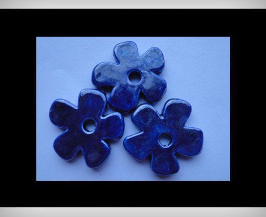 Flower-37mm-Blue