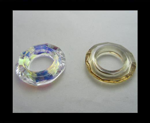 Glass Crystal Beads KL-03