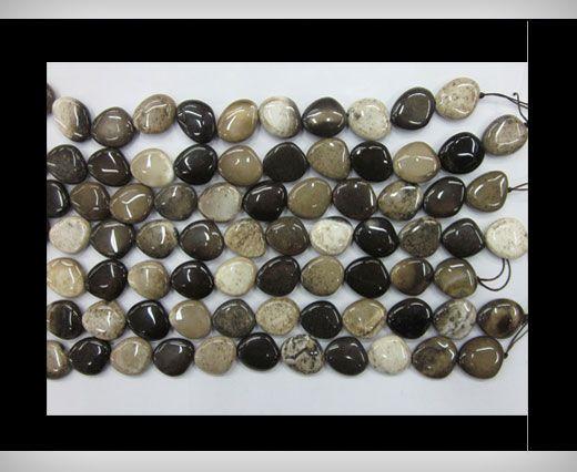 Gray Grass Agate NS-079