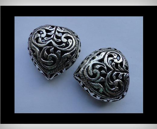 Hand-Crafted Large Beads