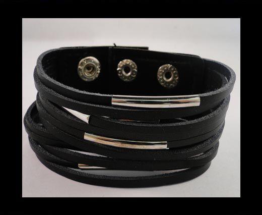 Leather bracelet SUN-BO526