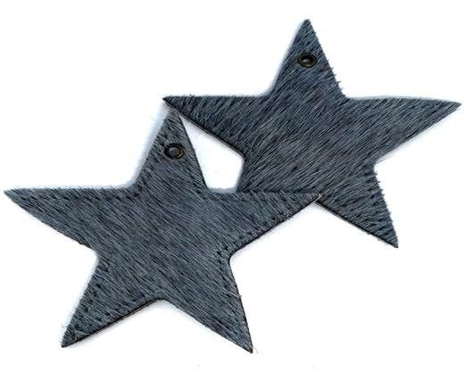 KC-Key Cord Star Shape 8m GREY