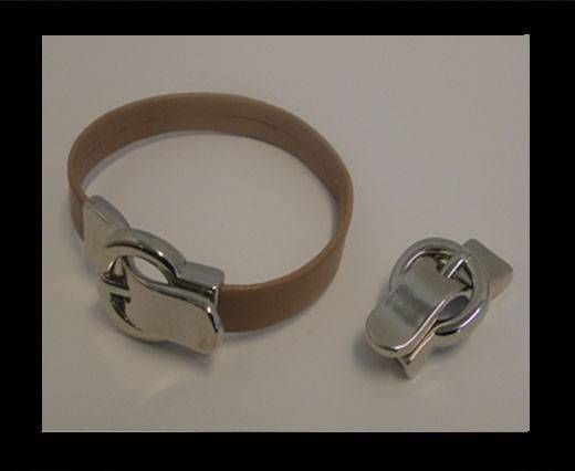 Locks for leather/Cords ZAML-63