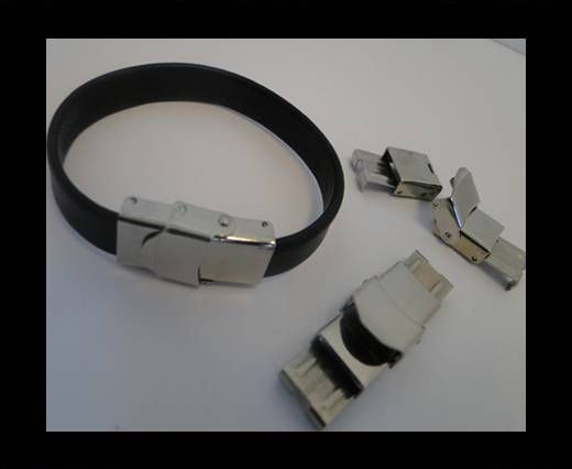 Magnetic Locks for leather Cords - MGL-43