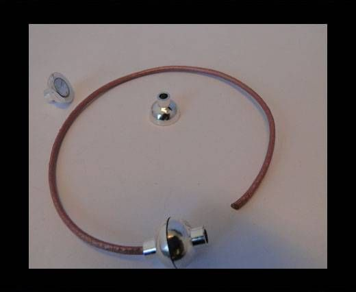 Magnetic-Lock-MGL-4-5by2MM-Silver