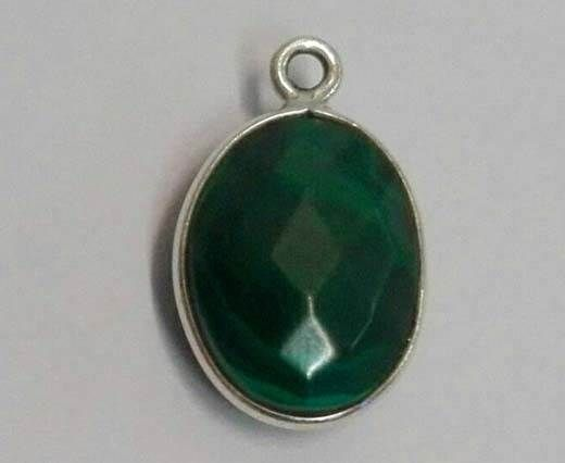 Buy Stone Pendants-MALACHITE  at wholesale price