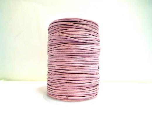 Wax Cotton Cords - 1mm - Mauve
