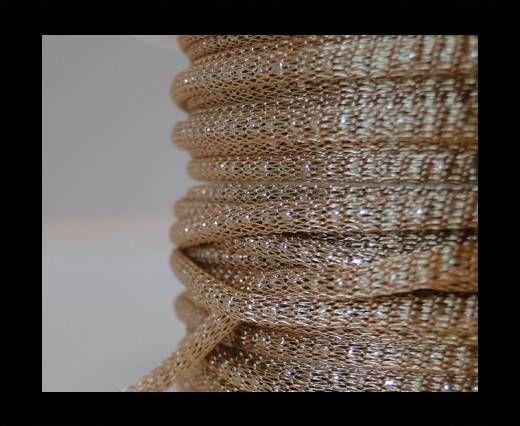 Mesh-Chain-V154 538-ORO-Rose Gold