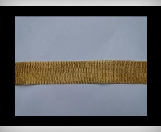 Mesh Wire Dark Gold