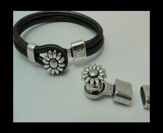 MGL-328-10*5mm-Antique SILVER