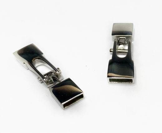 Stainless Steel Magnetic Clasp,Steel,MGST-66