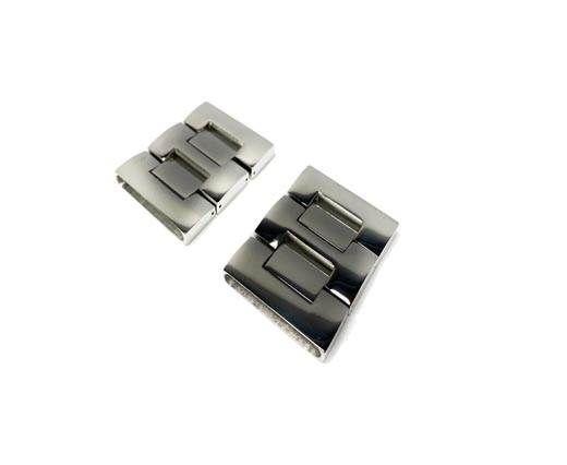 Stainless Steel Snap Lock - MGST-75-30,5*7,5mm
