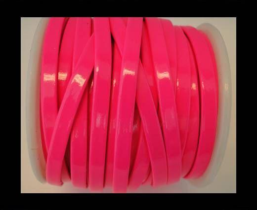 Nappa Flat PU -Neon Pink-5mm