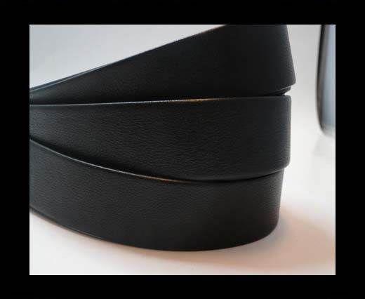 Nappa Leather Flat-Black (2)-20mm