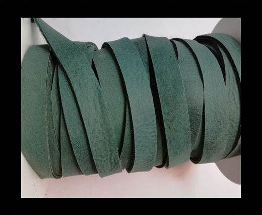 Nubuck Flat - 10mm - GREEN