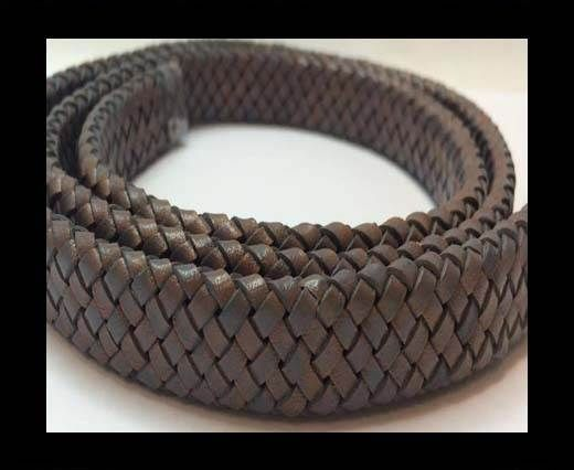 Oval Braided - 19mm -