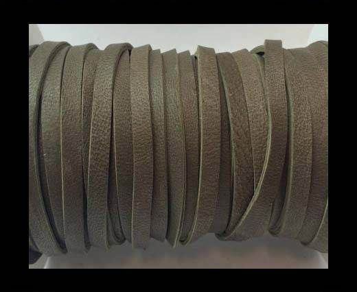 Real Nappa Leather-Double Cut-5mm-Olive