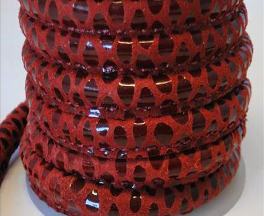 Leather-Reptile-RSPS-14-Red