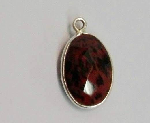Buy Stone Pendants-RED TIGER  at wholesale price