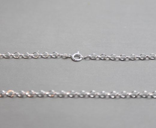 Sterling Silver Chains SE-RM-90-45