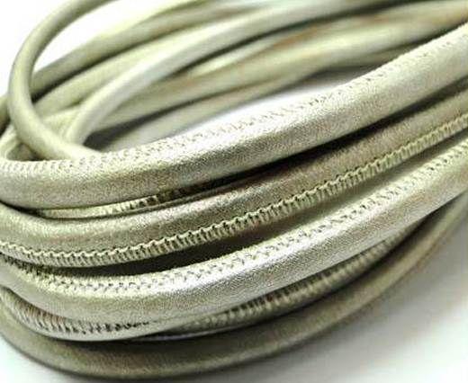 RNL-Round strobel-4mm-Grey Pearl