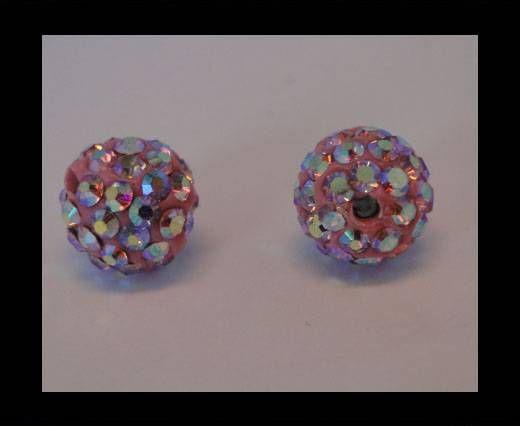 Shamballa-Bead-10mm-Light Rose AB