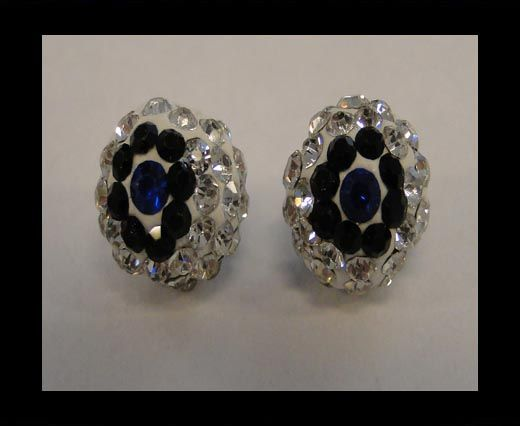 Buy Shamballa-Flower-10mm-Crystal at wholesale price