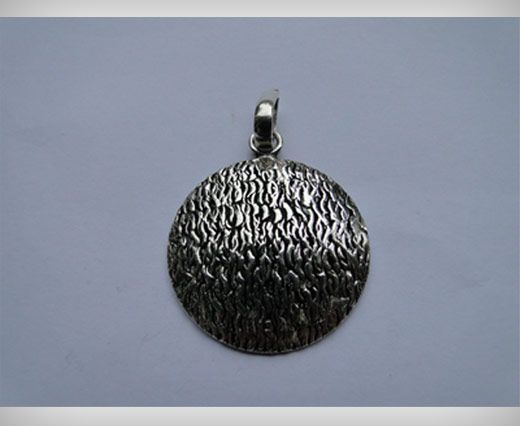 Silver Plated Pendal SE-1468